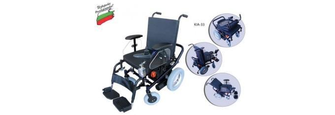 Акумулаторни инвалидни колички